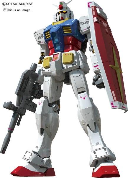16905 MG GUNDAM RX-78-5 1//100